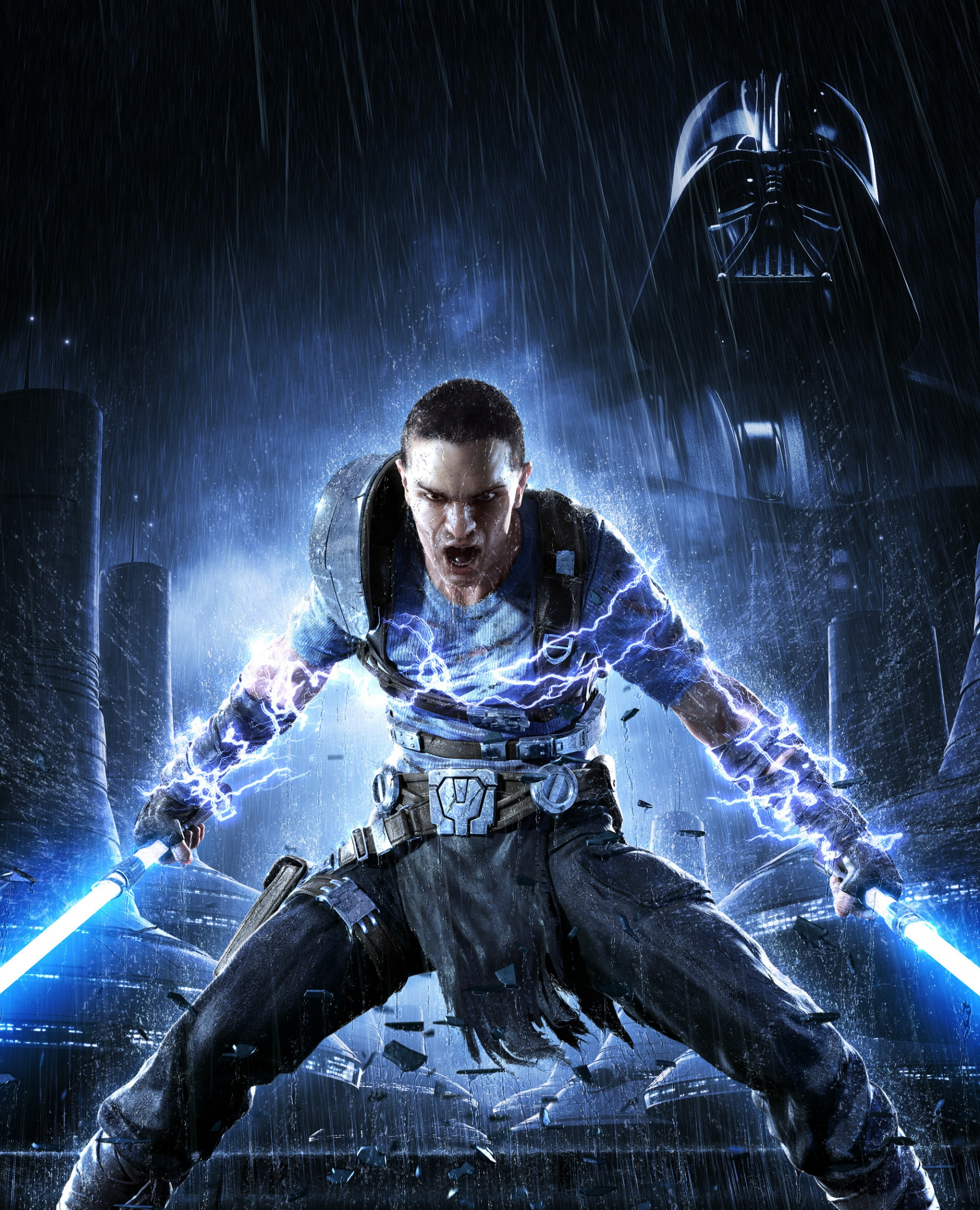 Арт к игре Star Wars: The Force Unleashed 2