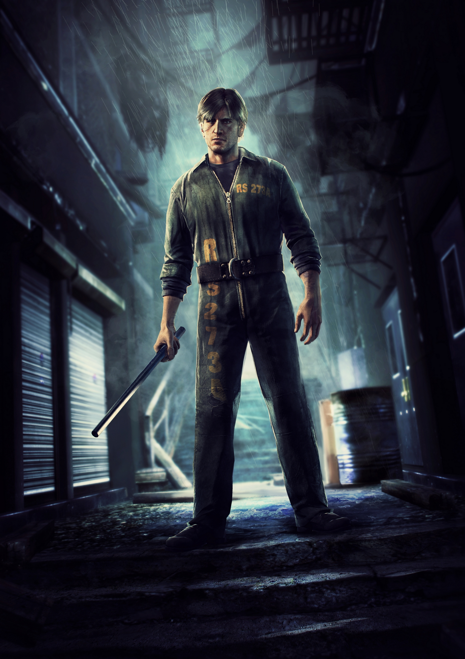 Арт к игре Silent Hill: Downpour