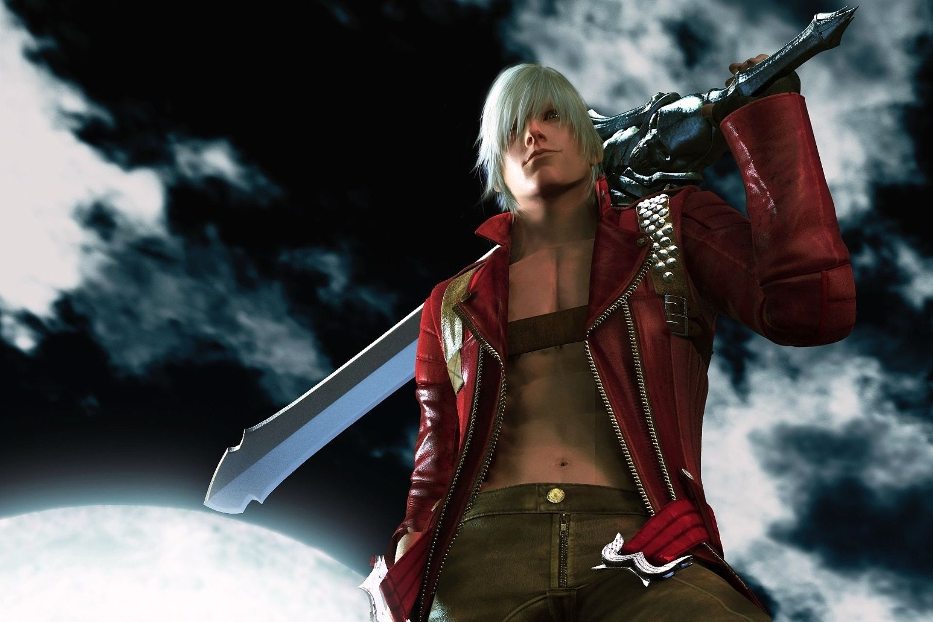 Арт к игре Devil May Cry 3: Dante's Awakening