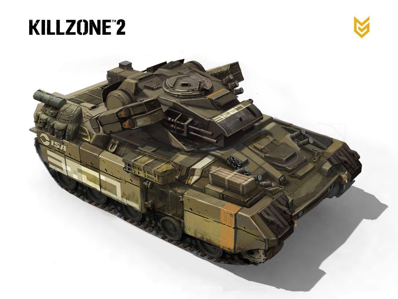 Арт к игре Killzone 2