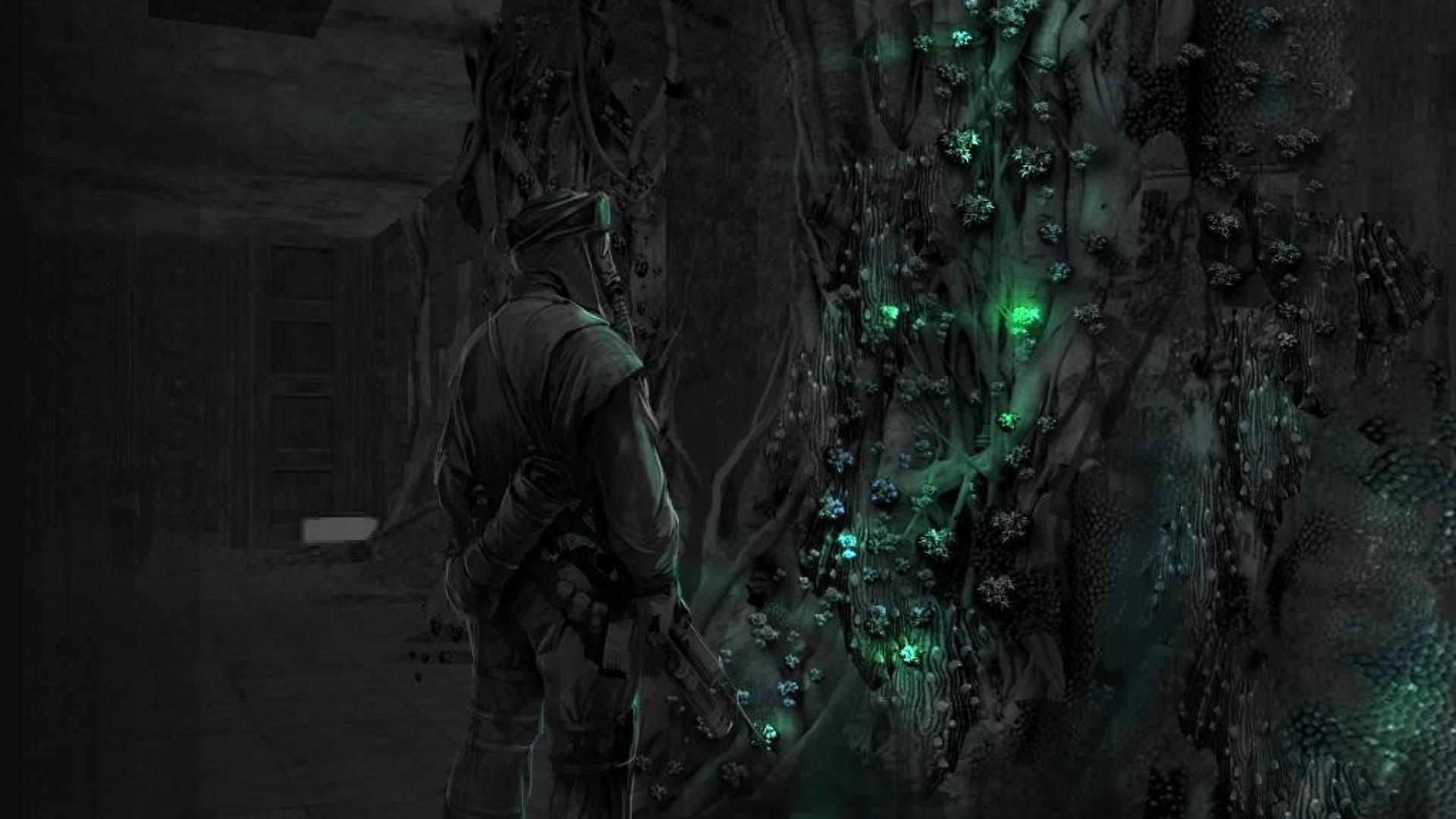 Арт к игре Metro: Last Light