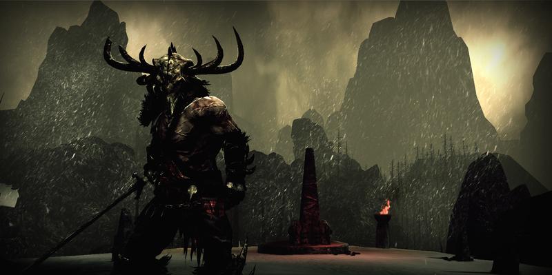 Арт к игре Bloodforge
