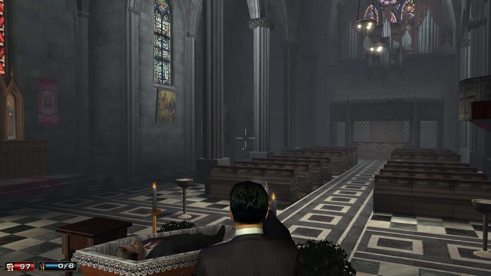 Арт к игре Mafia: The City of Lost Heaven