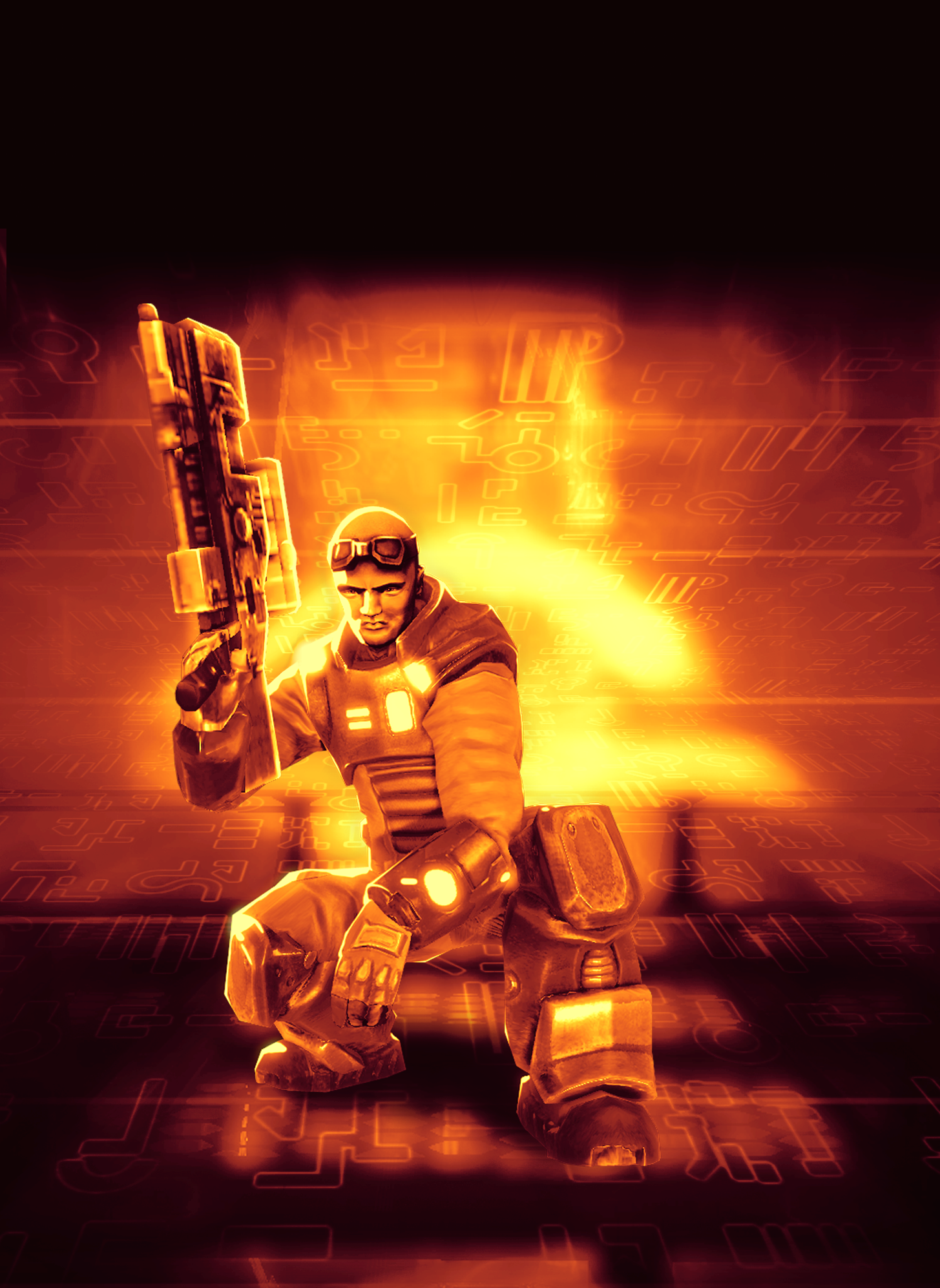Арт к игре Alien Breed 3: Descent