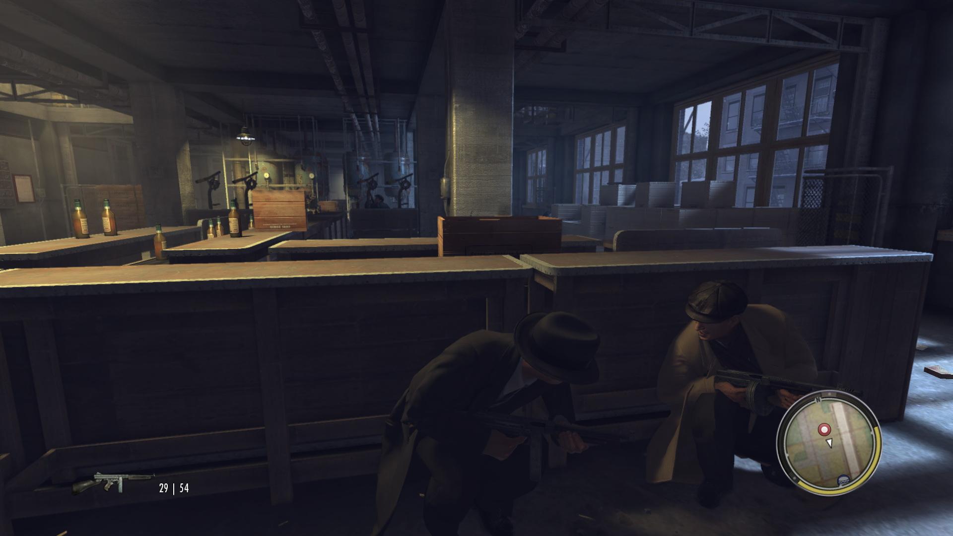Арт к игре Mafia 2