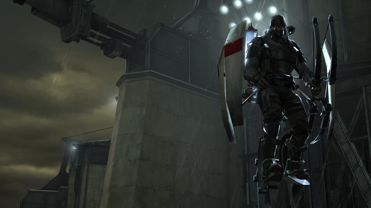 Арт к игре Dishonored