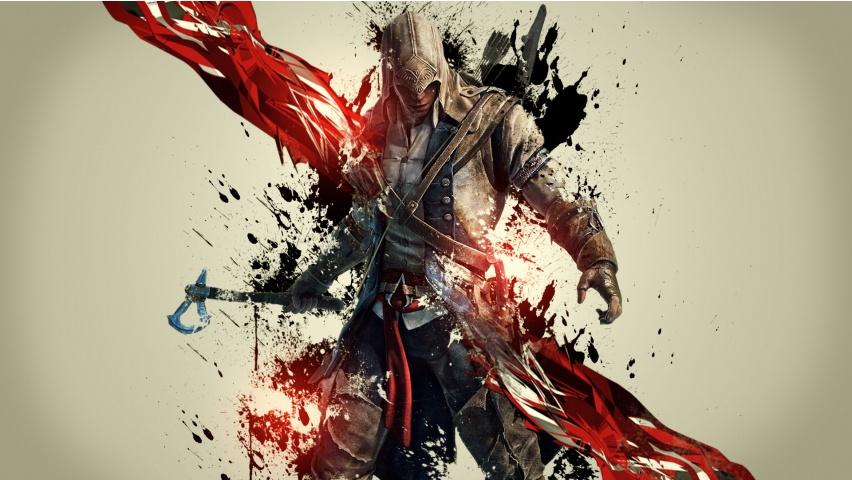 Арт к игре Assassin's Creed III