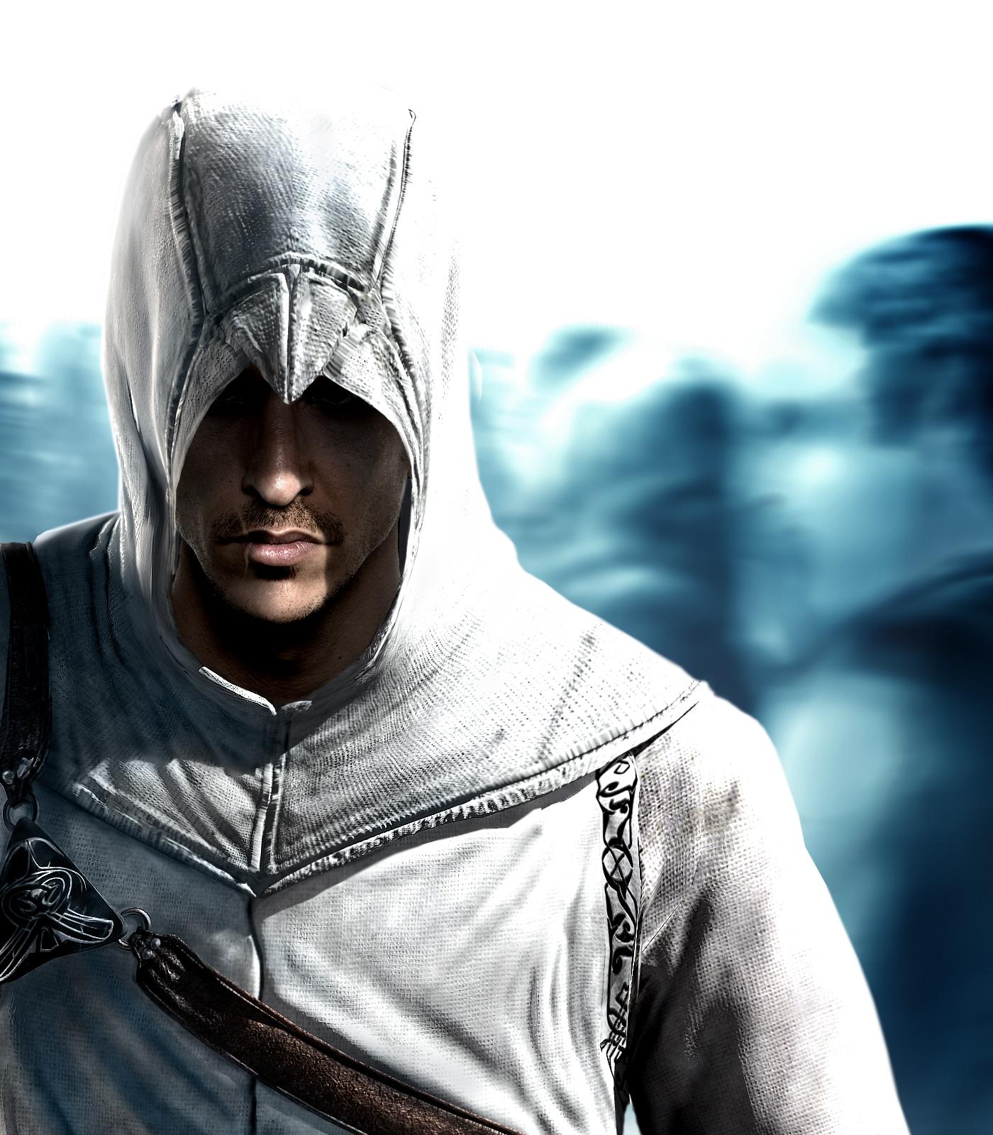 Арт к игре Assassin's Creed