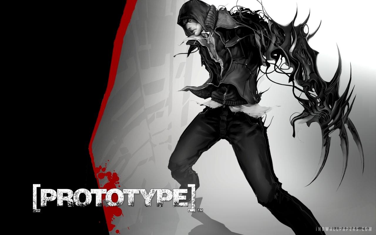 Арт к игре Prototype
