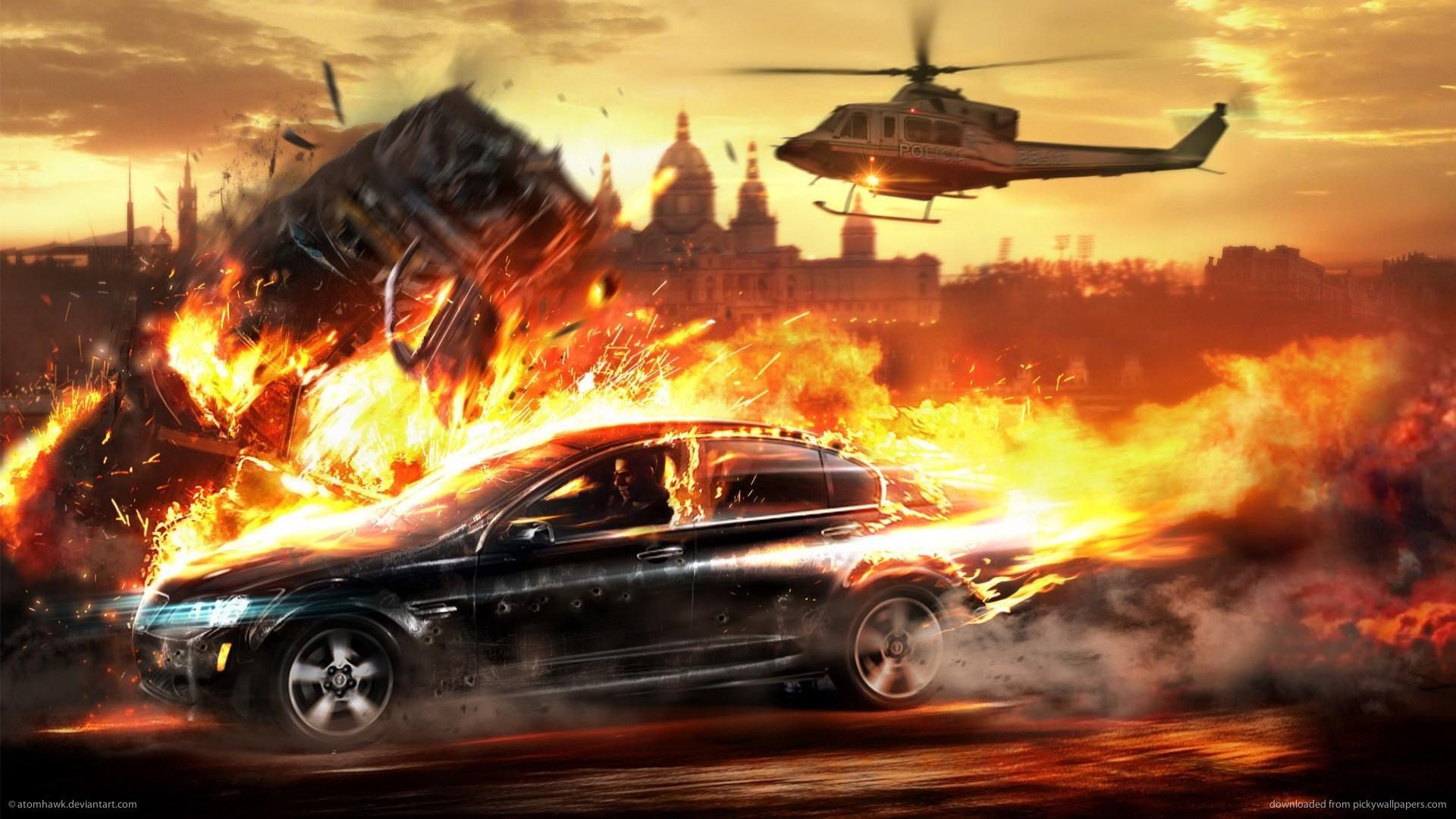 Арт к игре Vin Diesel: Wheelman