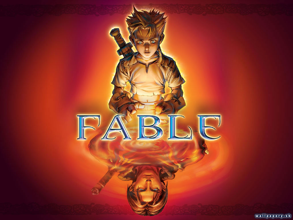 Арт к игре Fable: The Lost Chapters