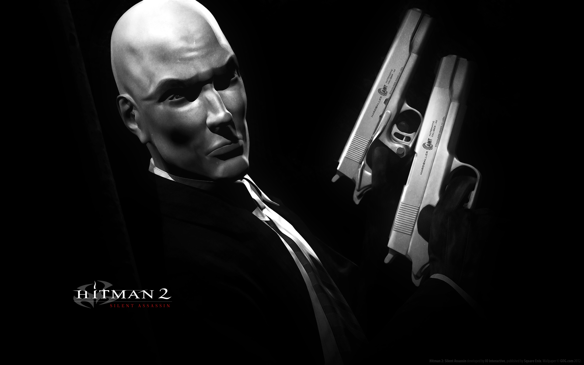 Арт к игре Hitman 2: Silent Assassin