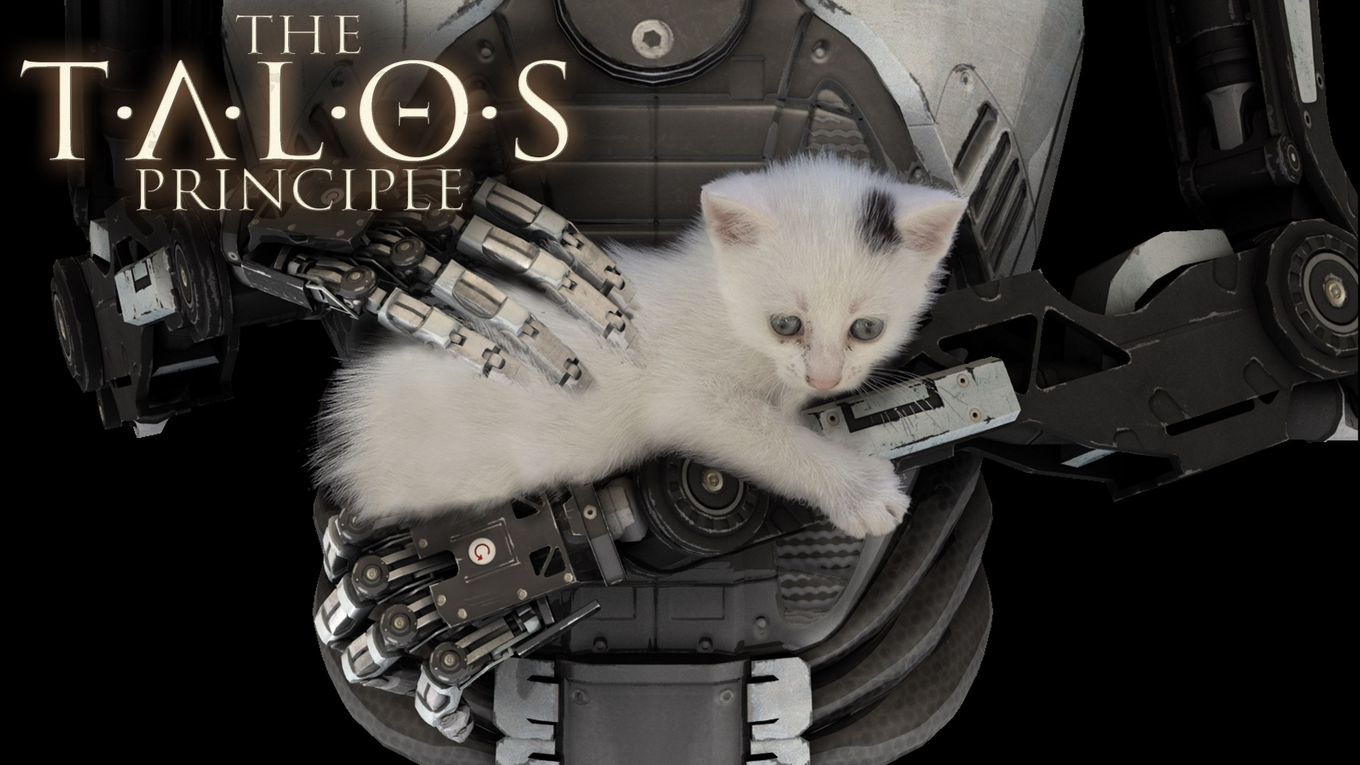 Арт к игре The Talos Principle