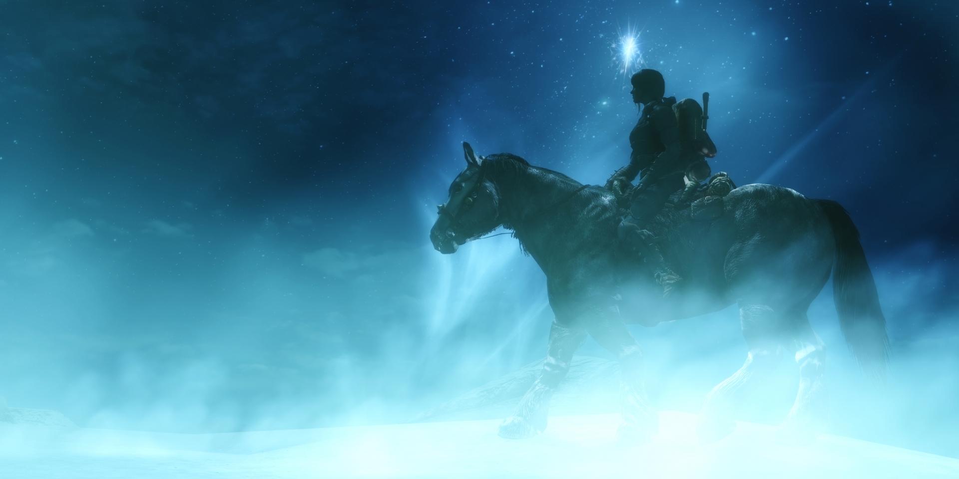 Арт к игре The Elder Scrolls V: Skyrim
