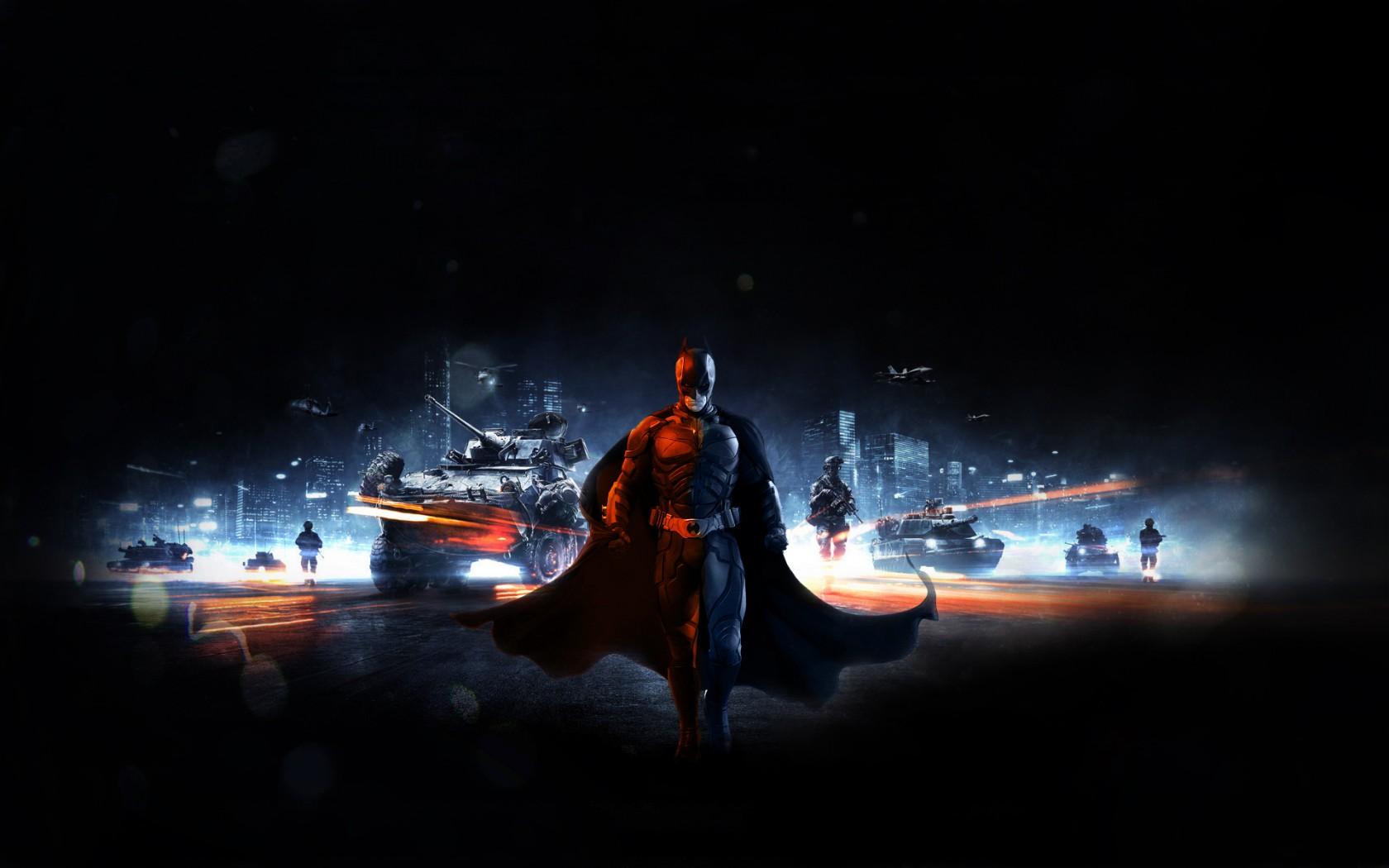 Арт к игре Battlefield 3