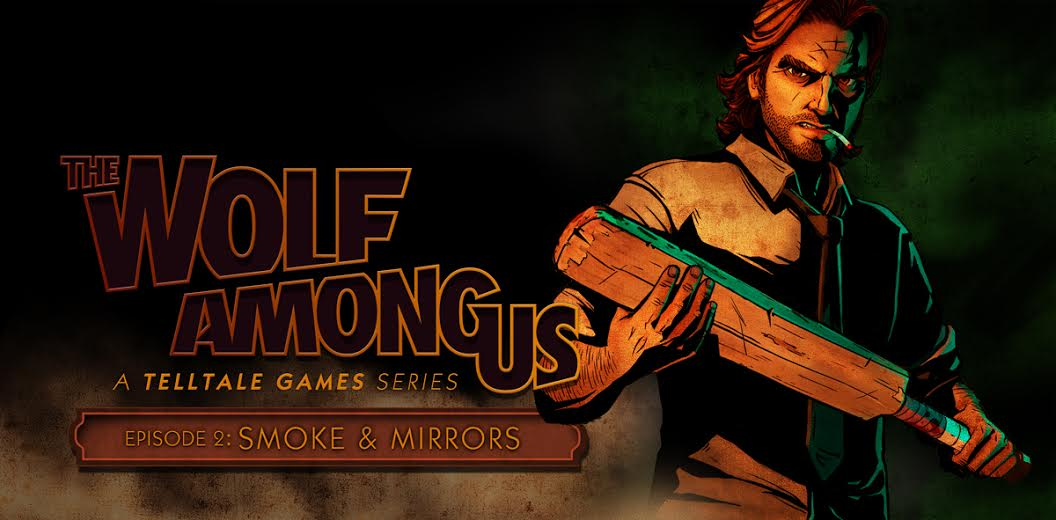 Арт к игре The Wolf Among Us - Episode 1: Faith