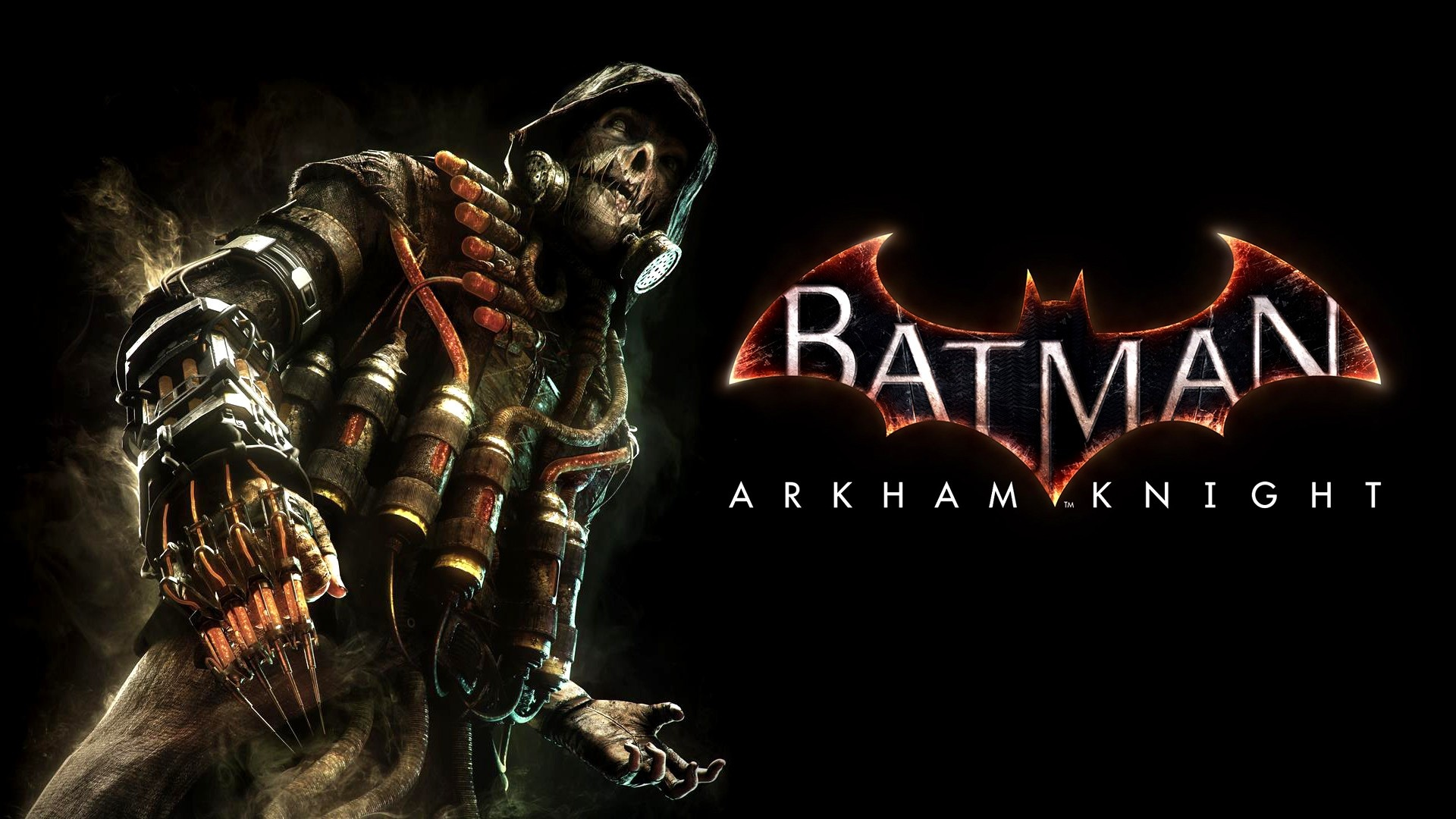Арт к игре Batman: Arkham Knight