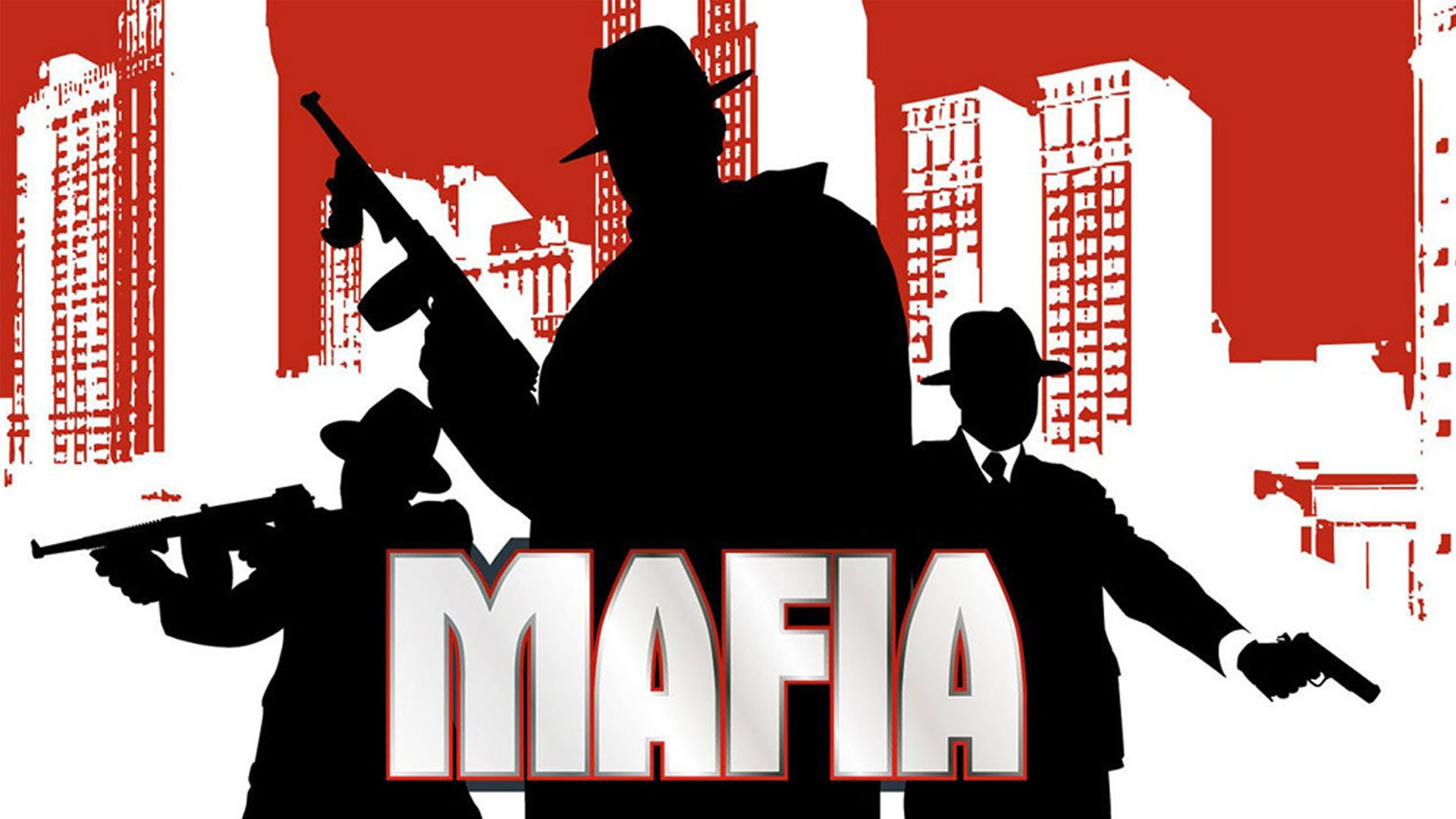Арт к игре Mafia: The City of Lost Heaven