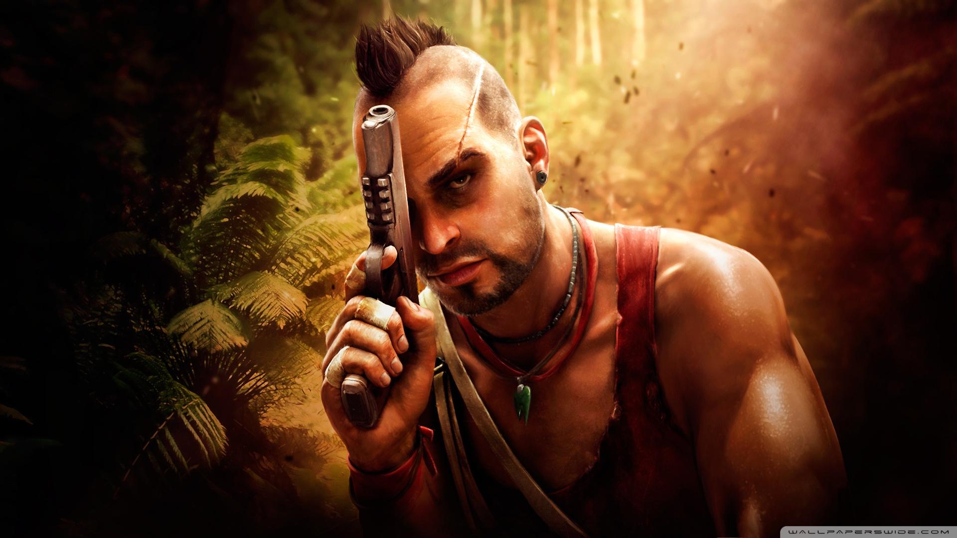 Арт к игре Far Cry 3