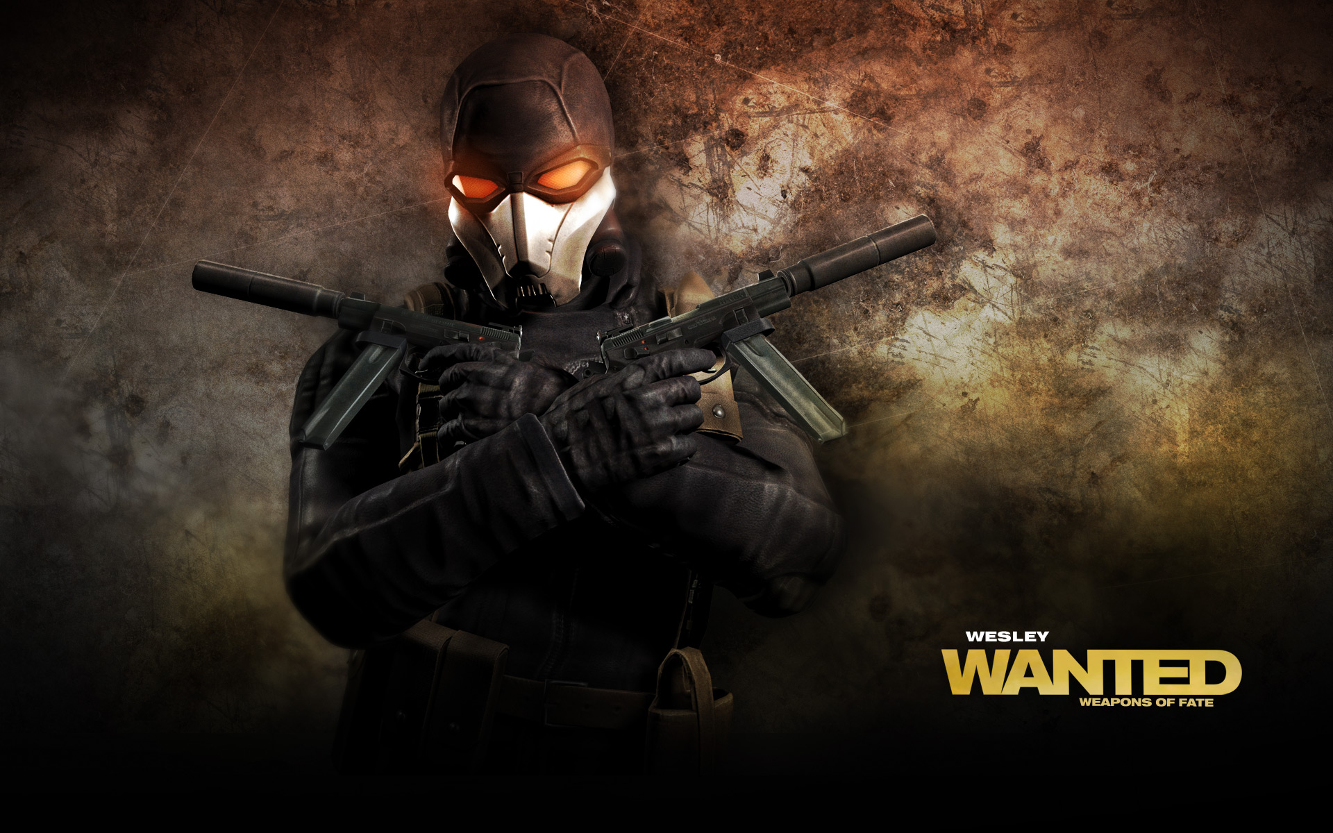Арт к игре Wanted: Weapons of Fate