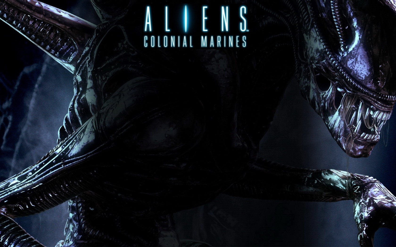Арт к игре Aliens: Colonial Marines