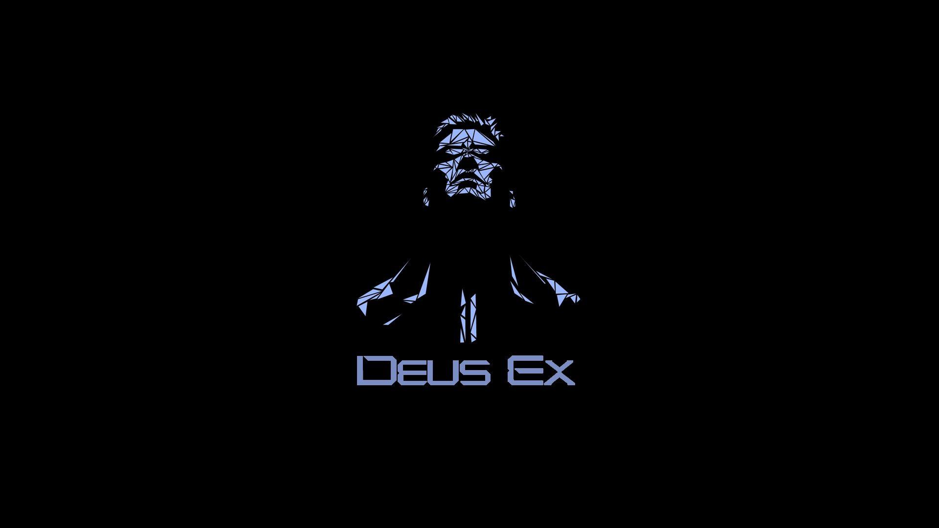 Арт к игре Deus Ex