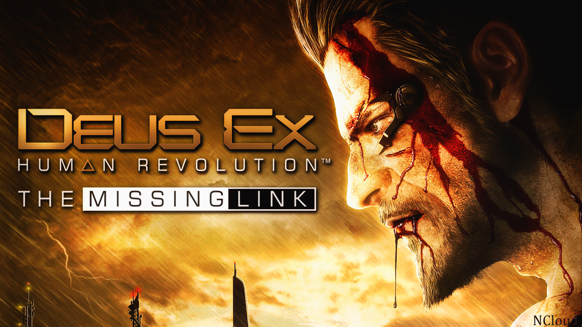 Арт к игре Deus Ex: Human Revolution - The Missing Link