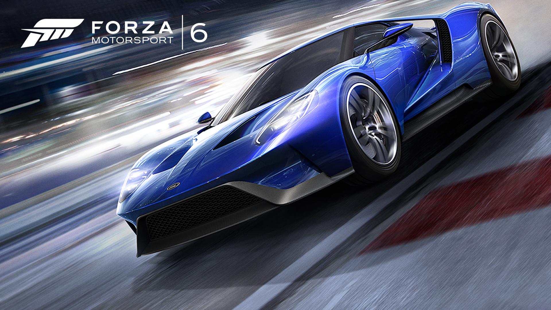 Арт к игре Forza Motorsport 6