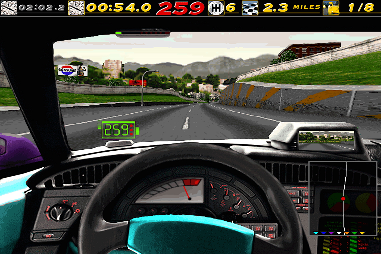 Арт к игре The Need for Speed: Special Edition