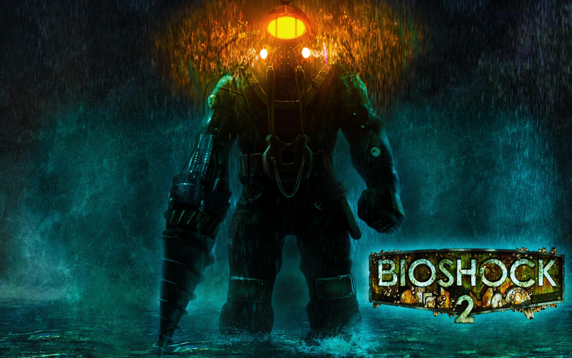 Арт к игре BioShock 2