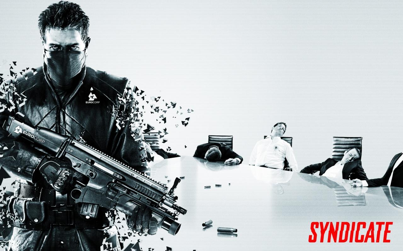 Арт к игре Syndicate 2012