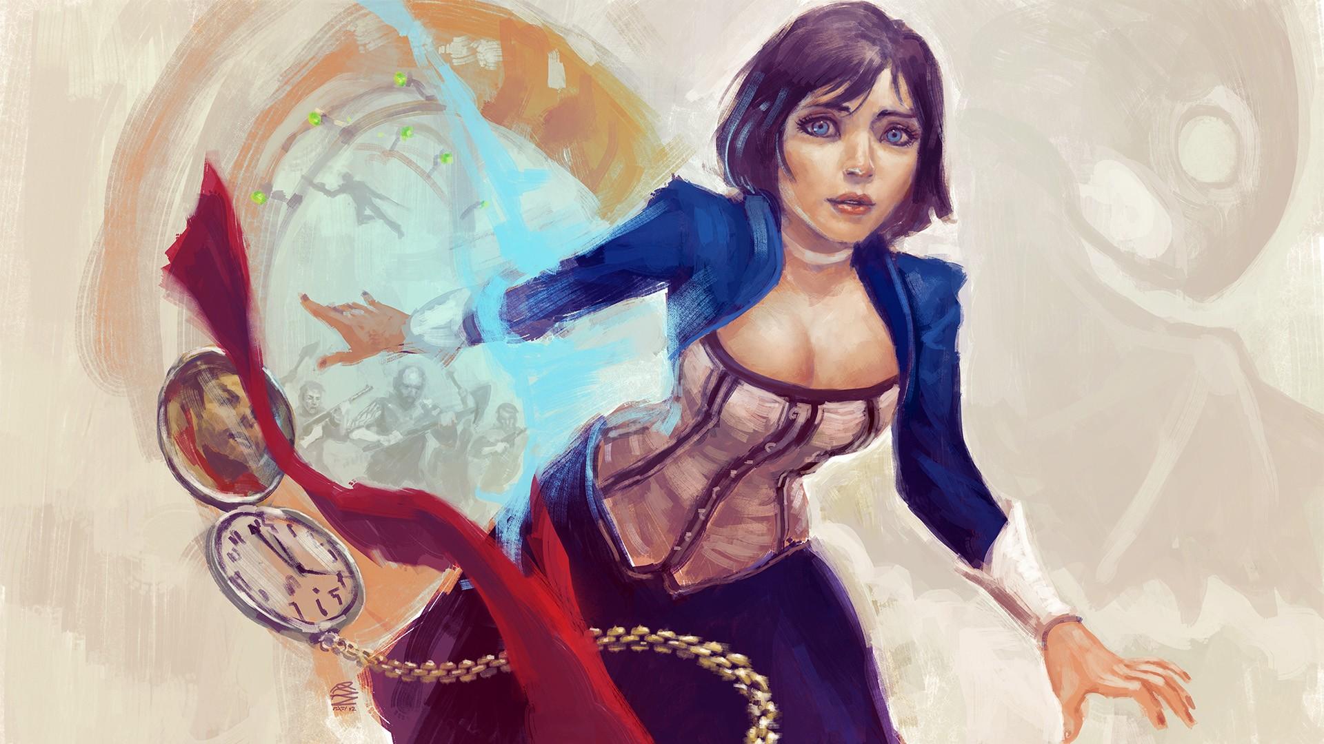 Арт к игре BioShock Infinite