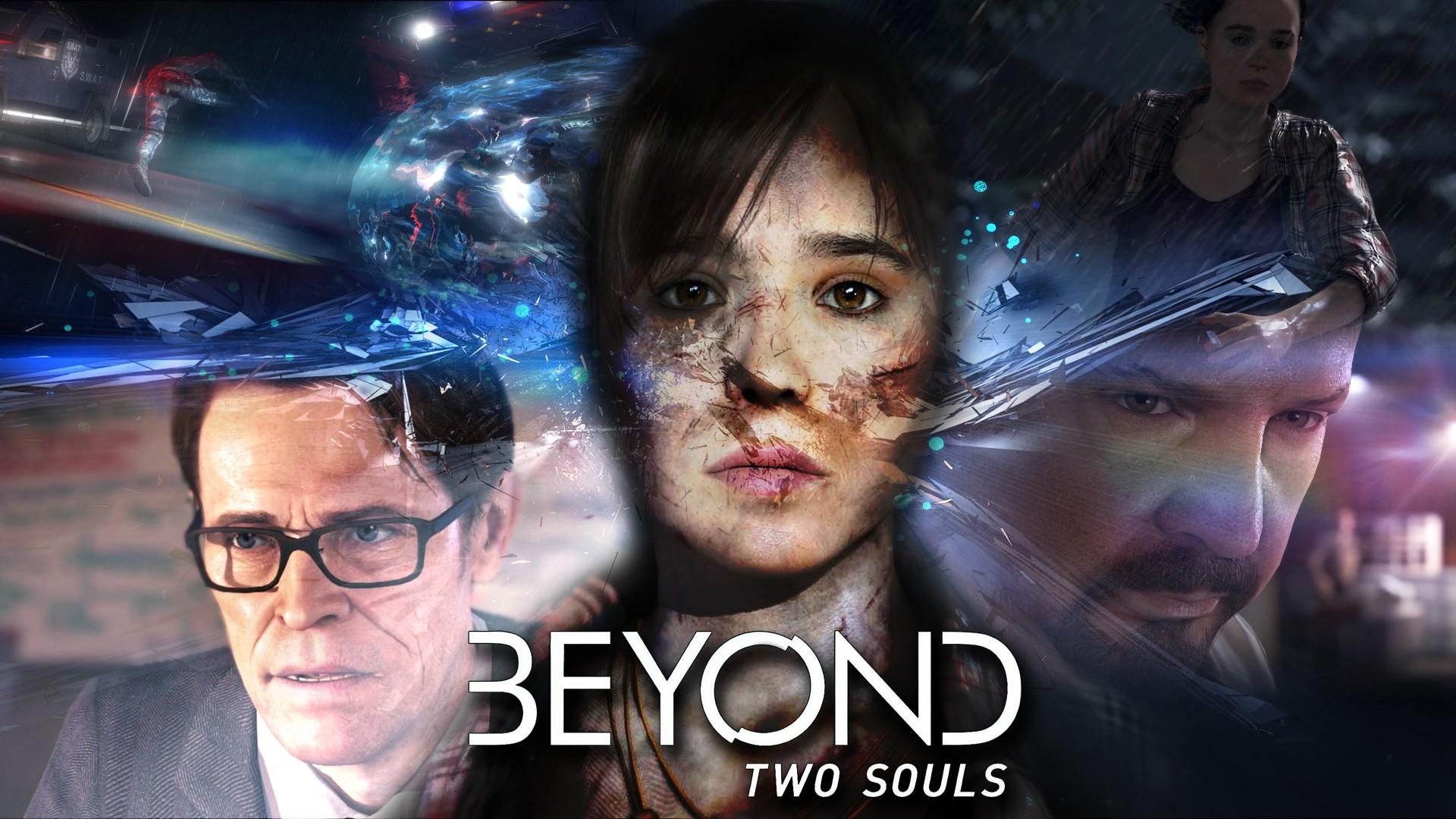 Арт к игре Beyond: Two Souls