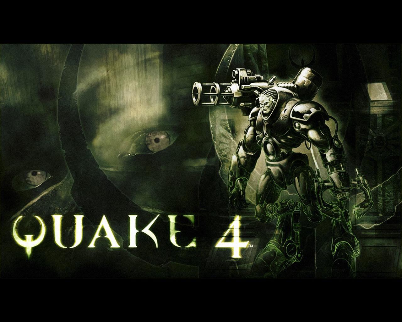 Арт к игре Quake 4