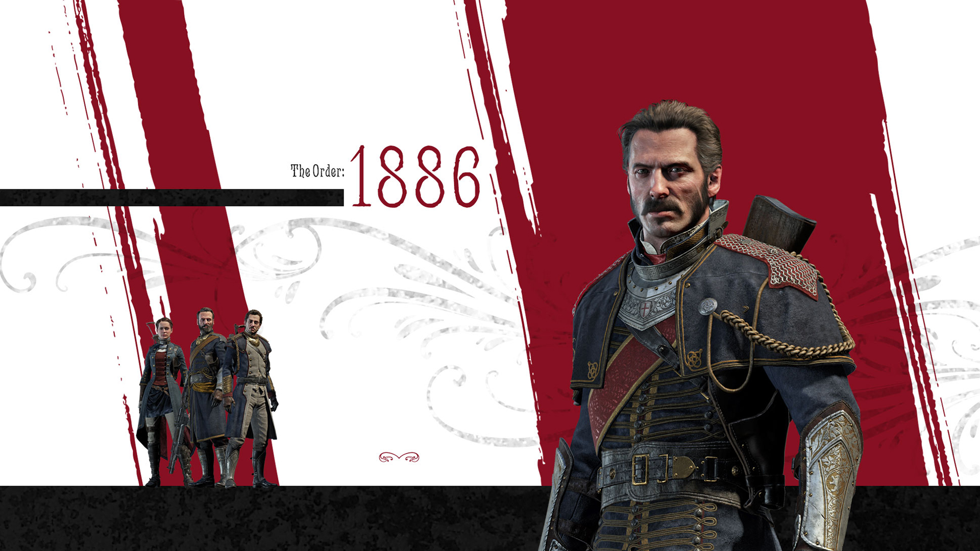 Арт к игре The Order: 1886