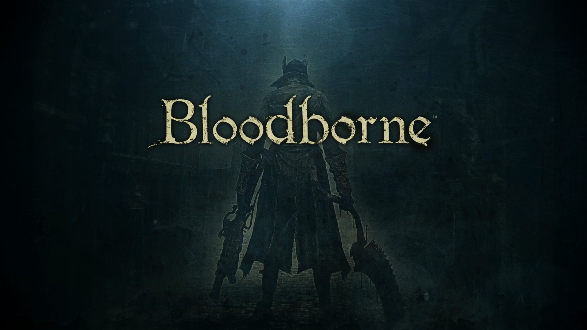 Арт к игре Bloodborne