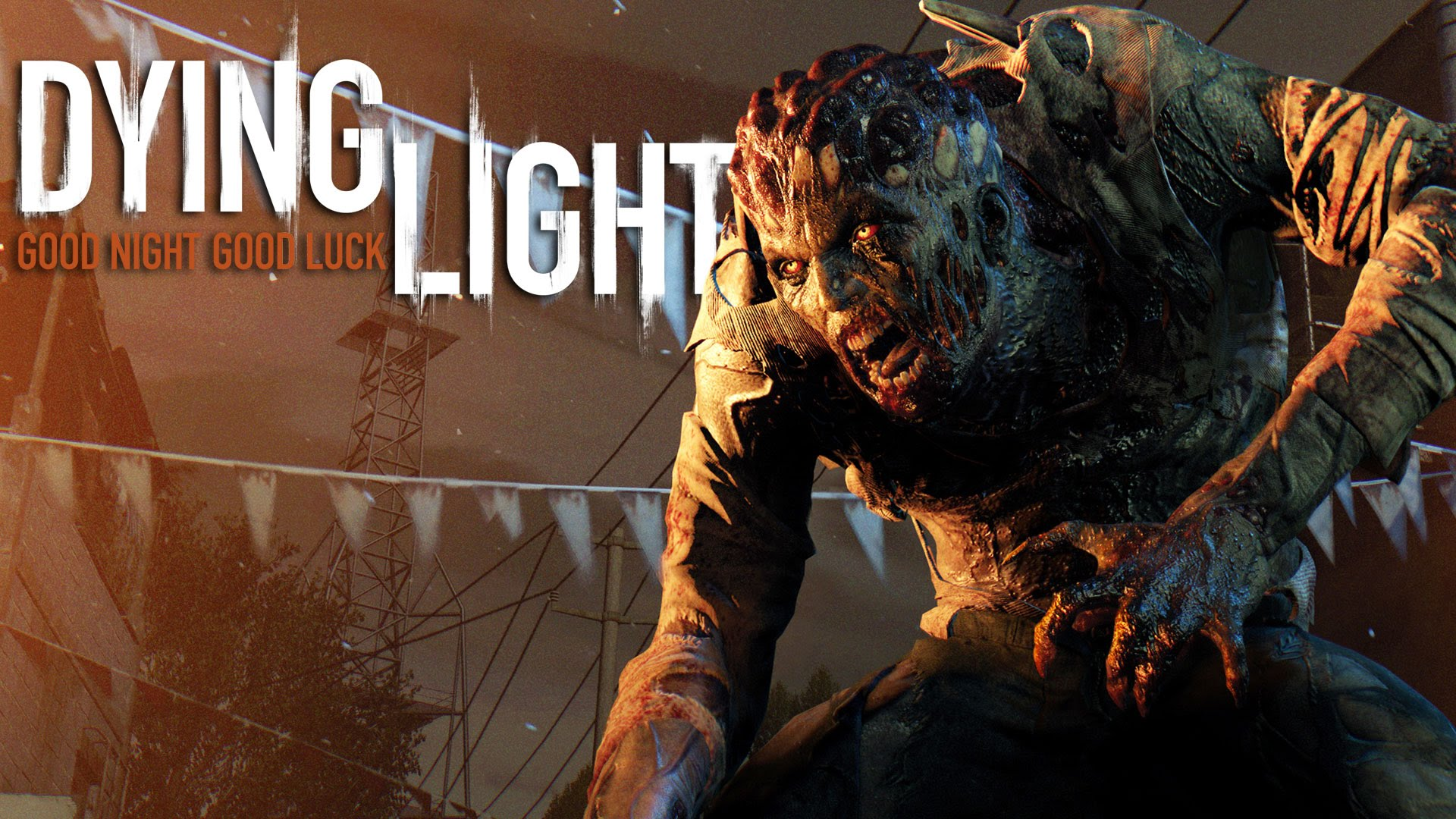 Арт к игре Dying Light