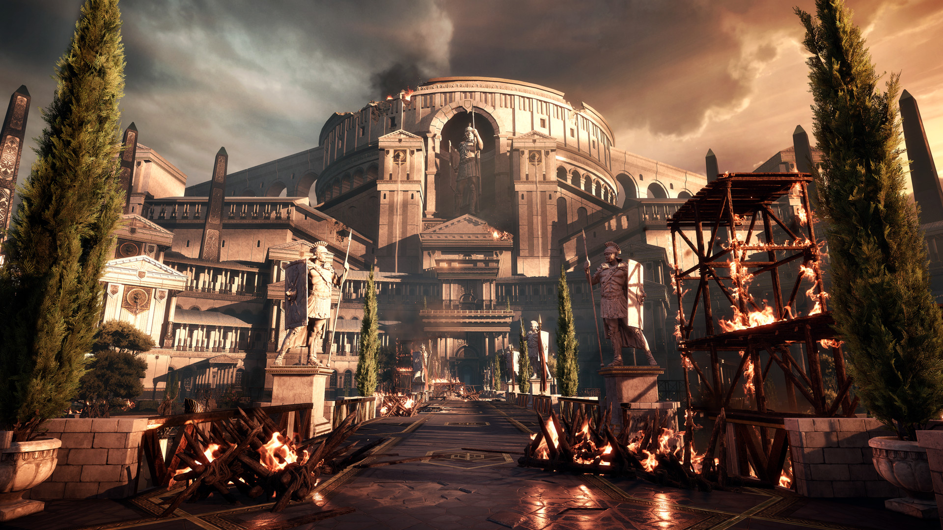 Арт к игре Ryse: Son of Rome