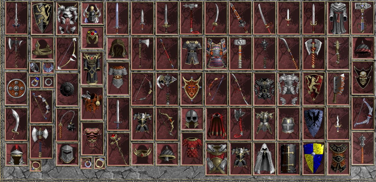 Арт к игре Diablo
