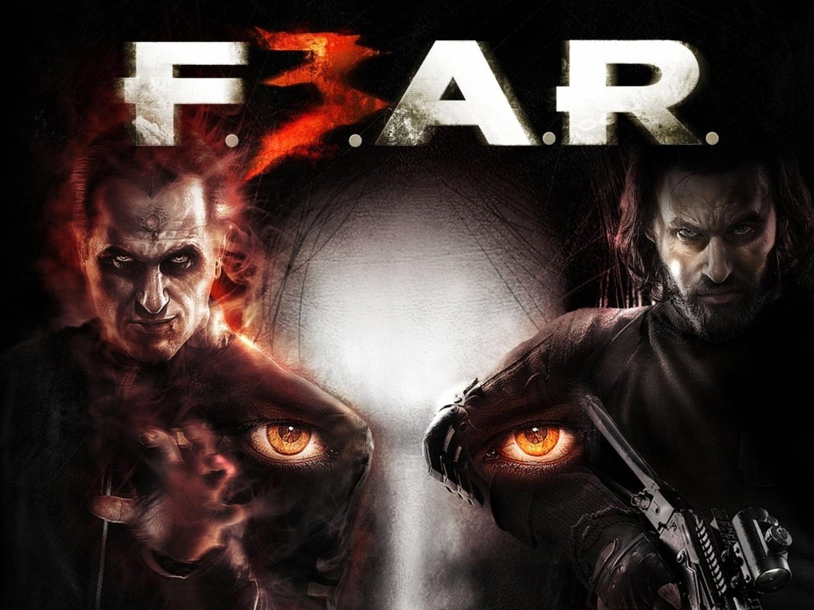 Арт к игре F.E.A.R. 3