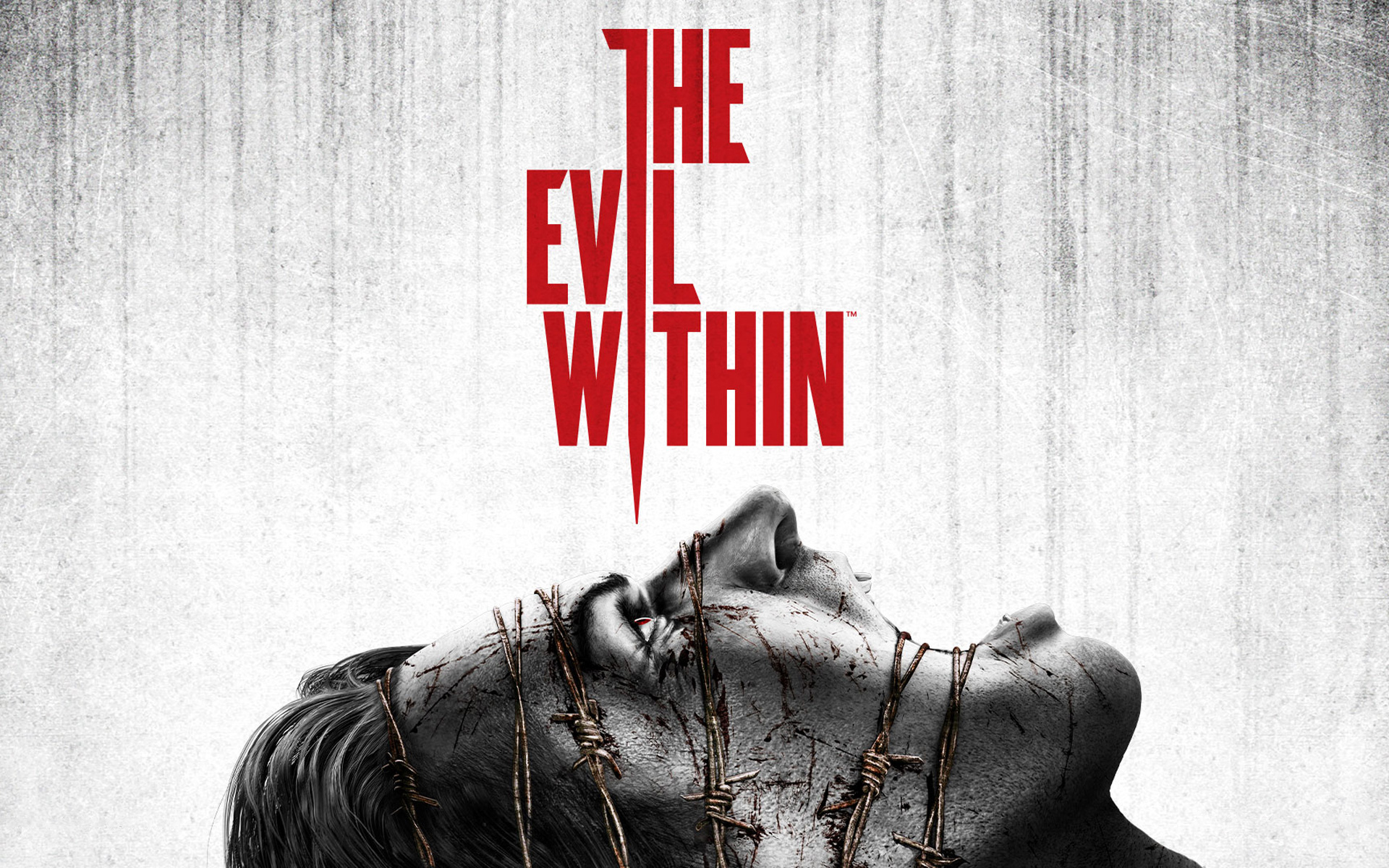 Арт к игре The Evil Within