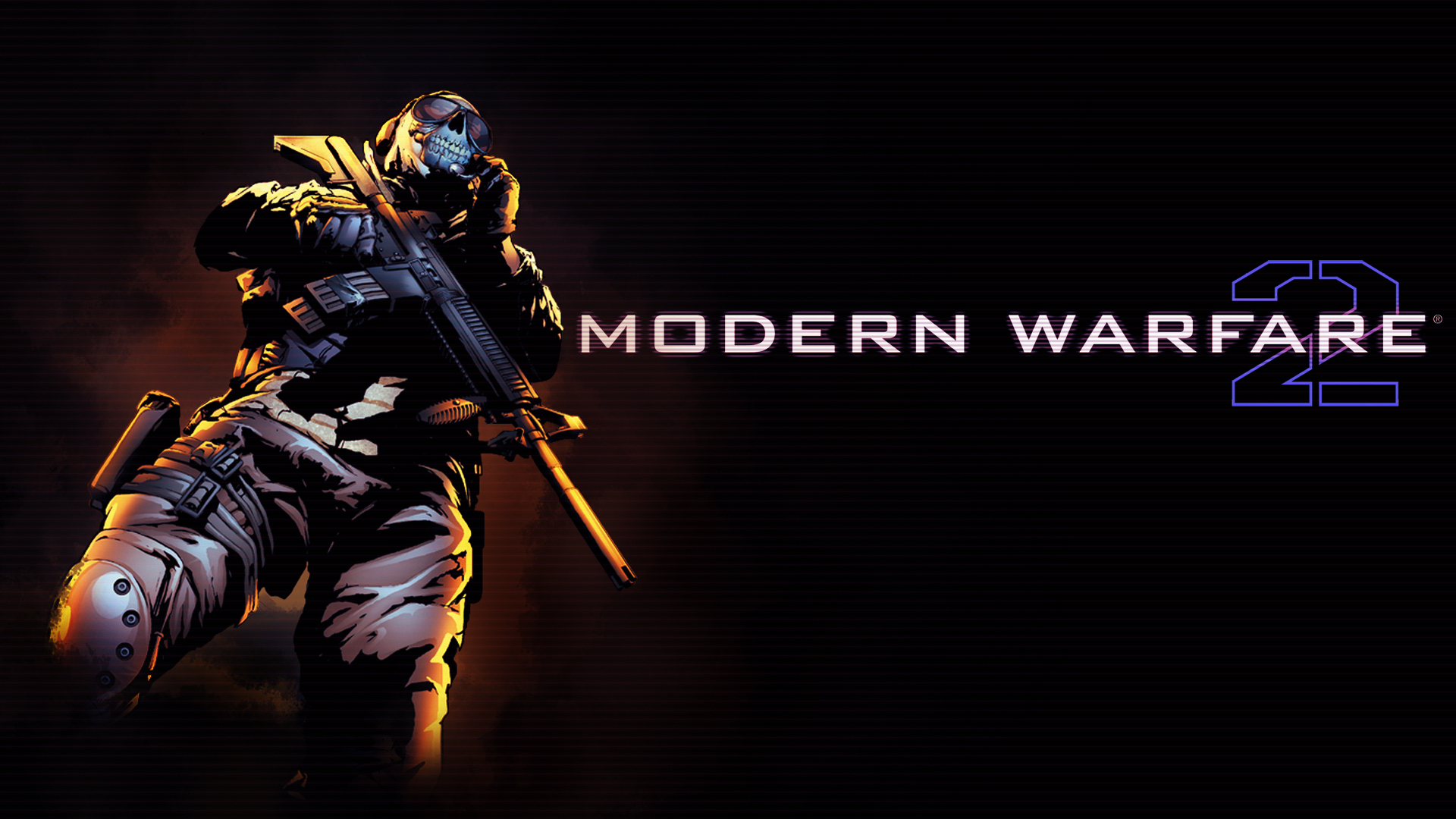 Арт к игре Call of Duty: Modern Warfare 2