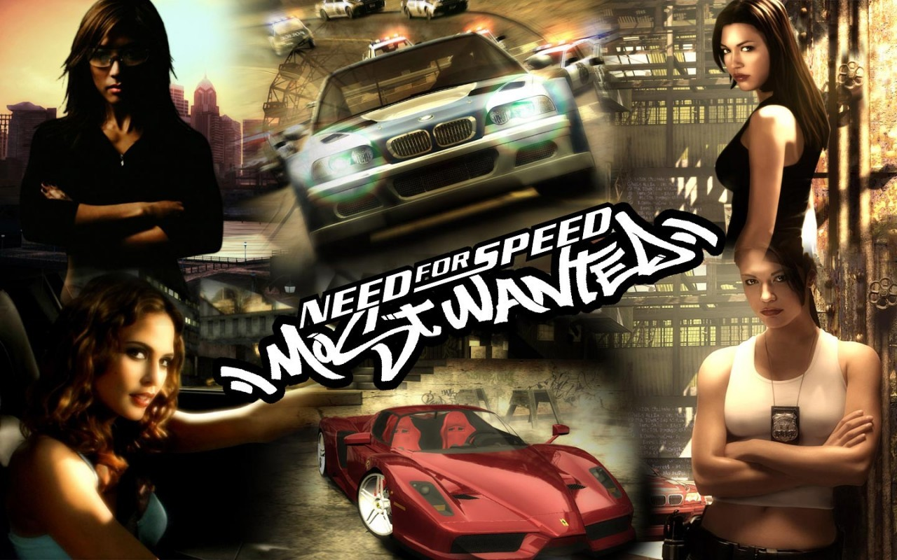 Арт к игре Need for Speed: Most Wanted