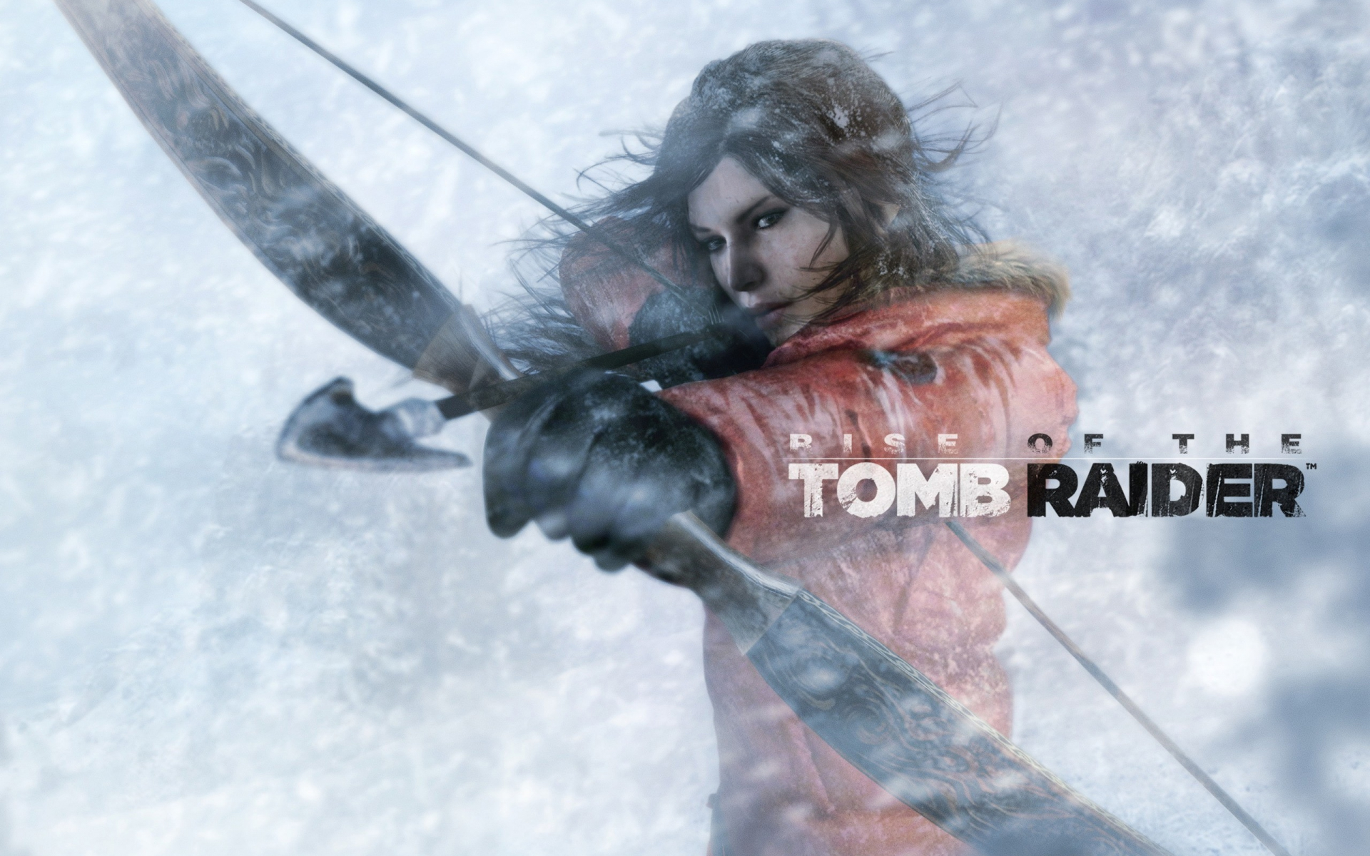 Арт к игре Rise of the Tomb Raider