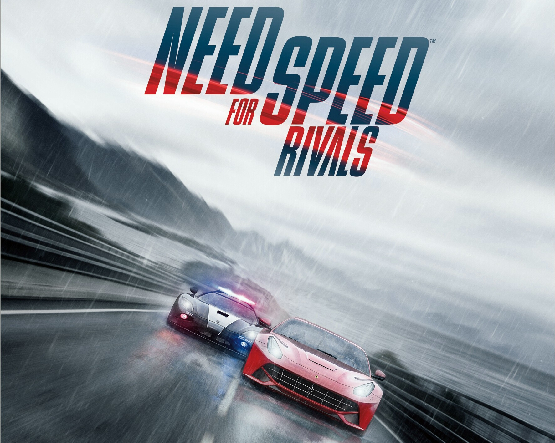 Арт к игре Need for Speed: Rivals