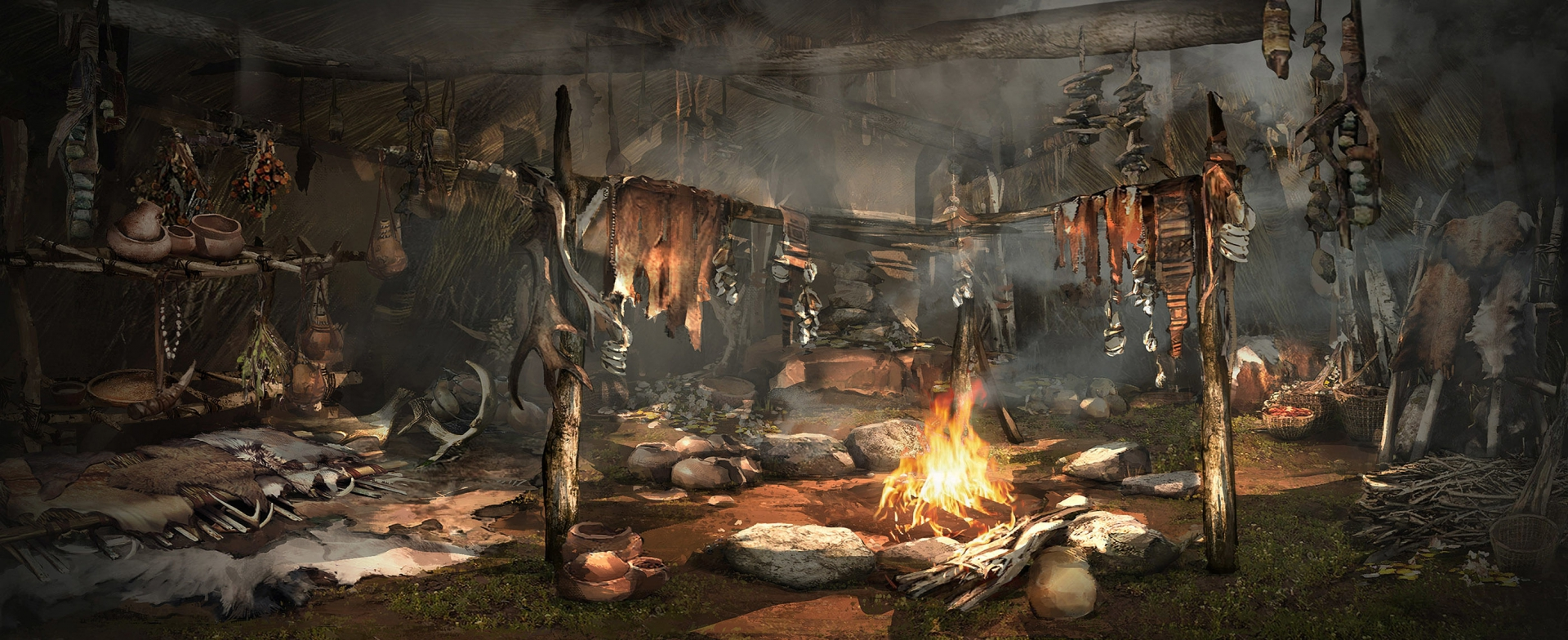 Арт к игре Far Cry: Primal