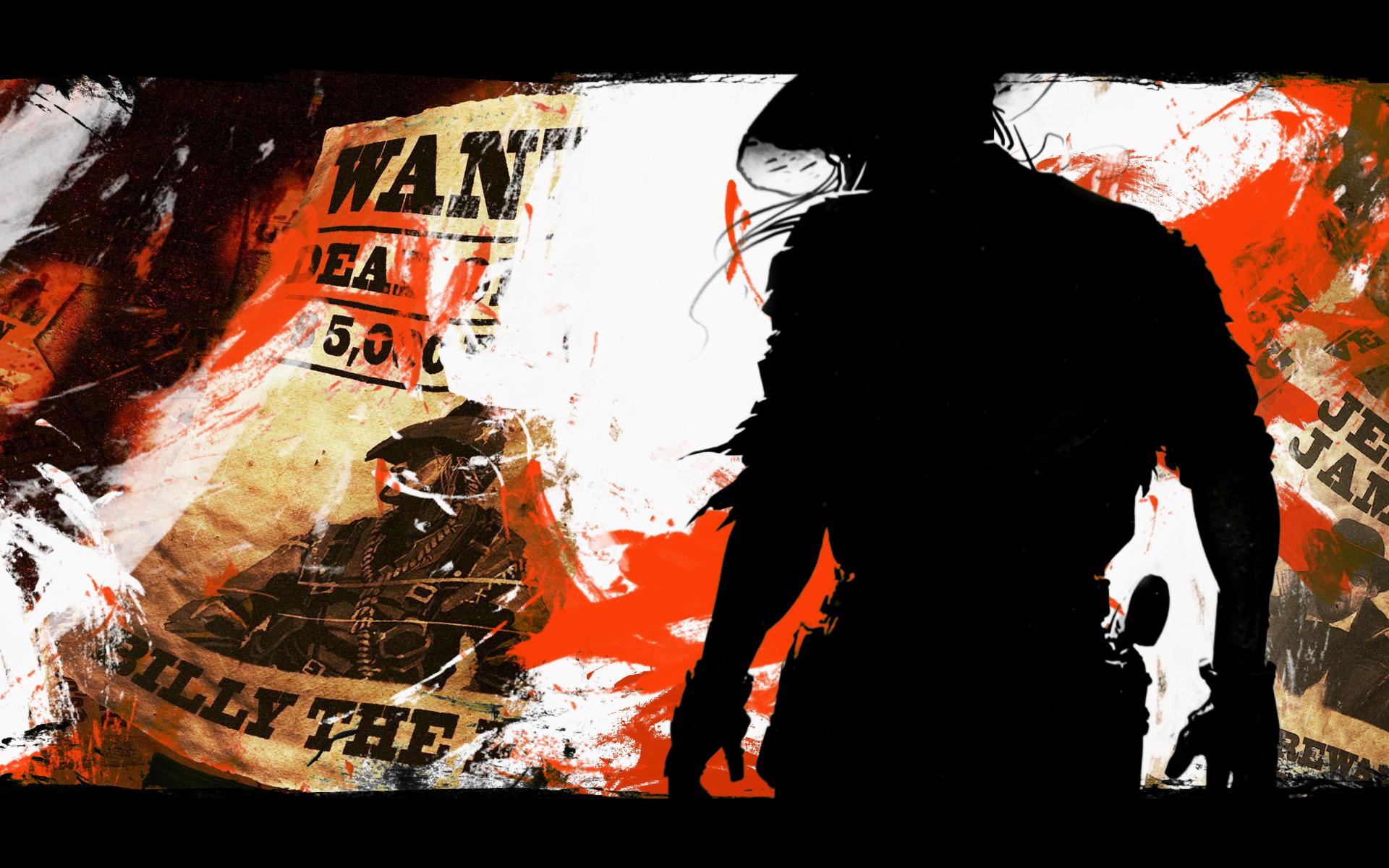 Арт к игре Call of Juarez: Gunslinger