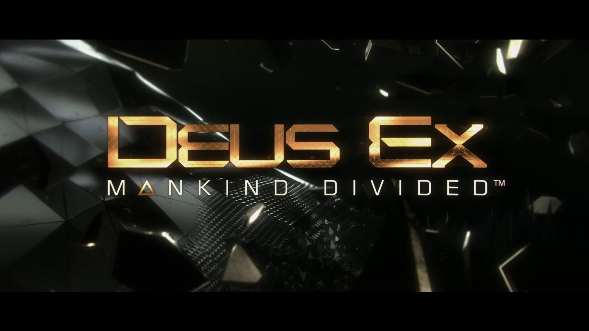 Арт к игре Deus Ex: Mankind Divided