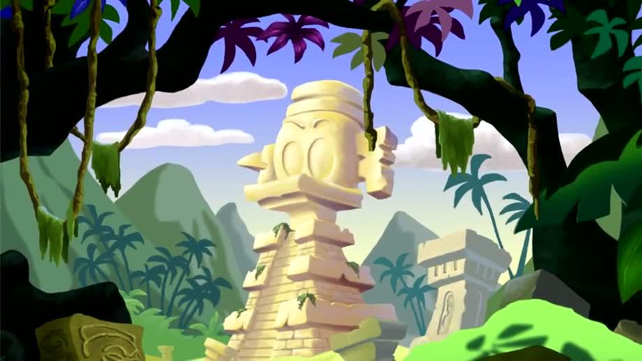 Арт к игре Disney DuckTales: Remastered