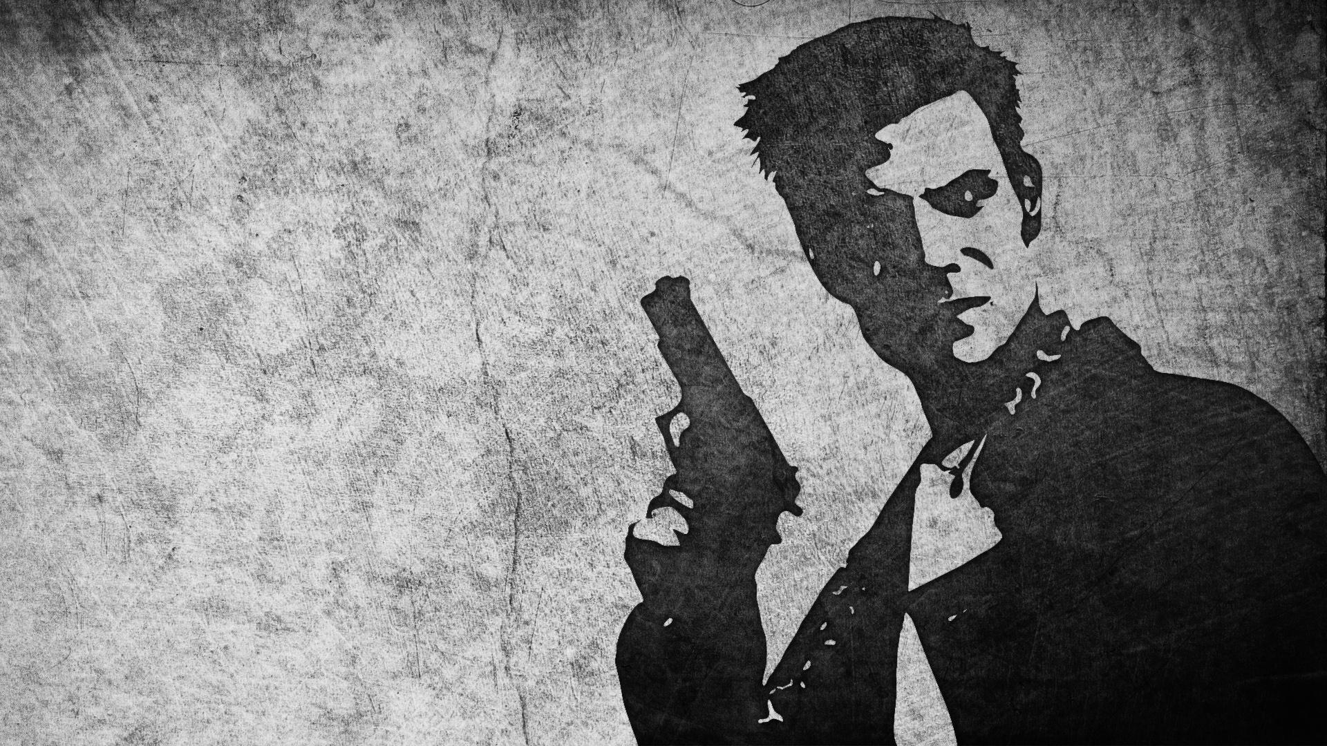 Арт к игре Max Payne
